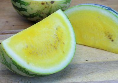 Melonen Gazpacho - Kalte Gemüsesuppe für heisse Tage
