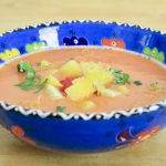 easy clean eating: Eiskalt serviert – Melonen-Gazpacho