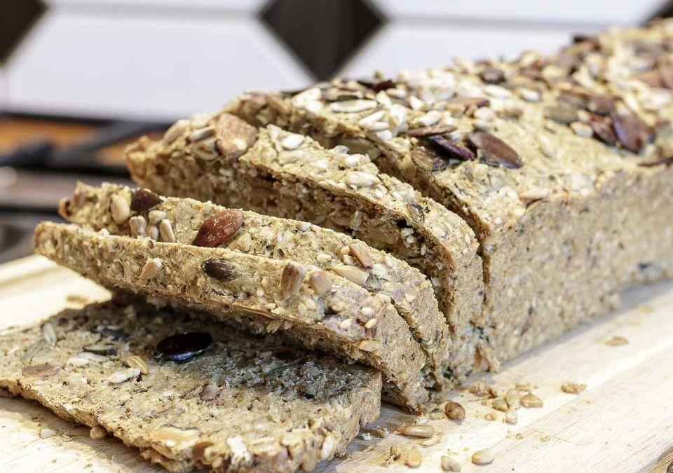 Low Carb Brot Rezept: Eiweißbrot